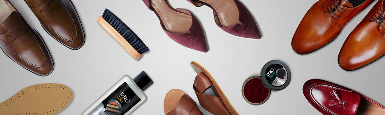 Premium Shoe Care Products